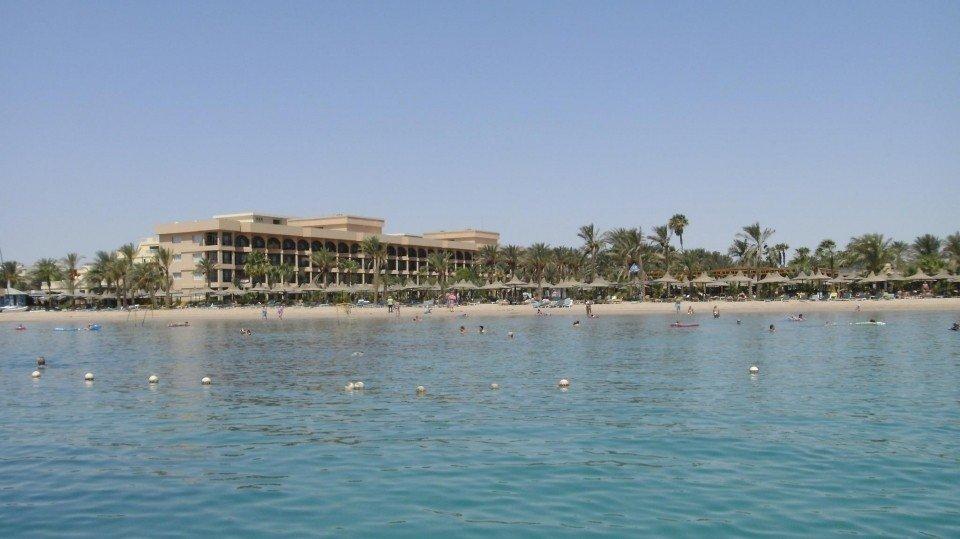Отель Giftun Azur Resort 3*, Хургада, Египет