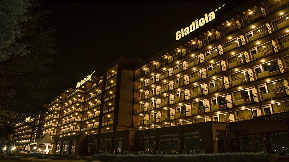 Отель Gladiola Hotel 3*, Золотые пески, Болгария