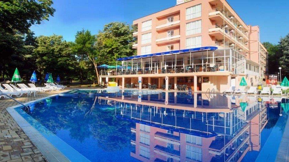 Отель Gloria Hotel 3*, курорт Святые Константин и Елена, Болгария