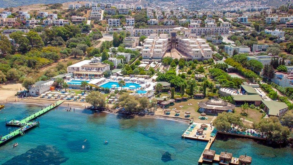 Отель Golden Age Bodrum Hotel 4*, Бодрум, Турция