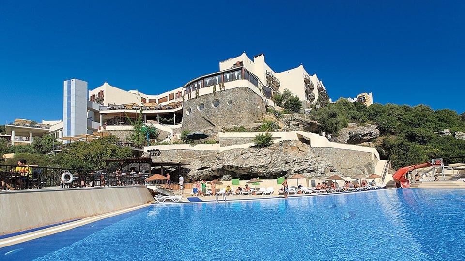 Отель Golden Age Crystal Hotel 4*, Бодрум, Турция