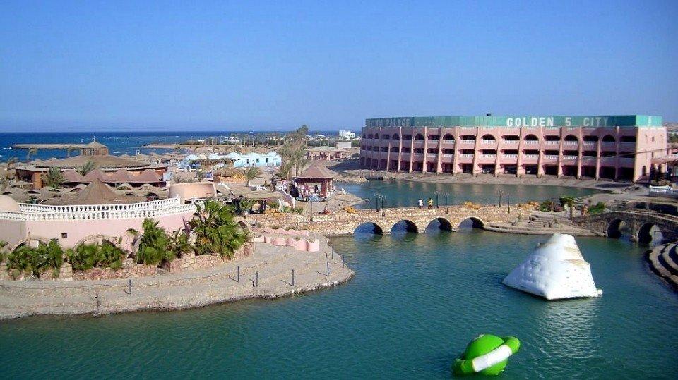 Отель Golden Five Al Mas Resort 5*, Хургада, Египет