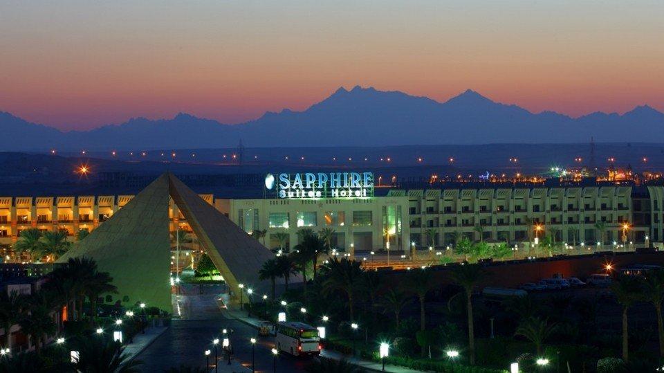 Отель Golden Five Sapphire Suites Hotel 4*, Хургада, Болгария