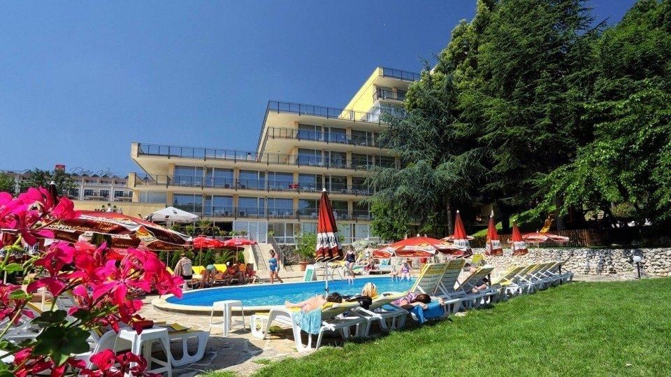 Отель Gradina Hotel 3*, Золотые пески, Болгария