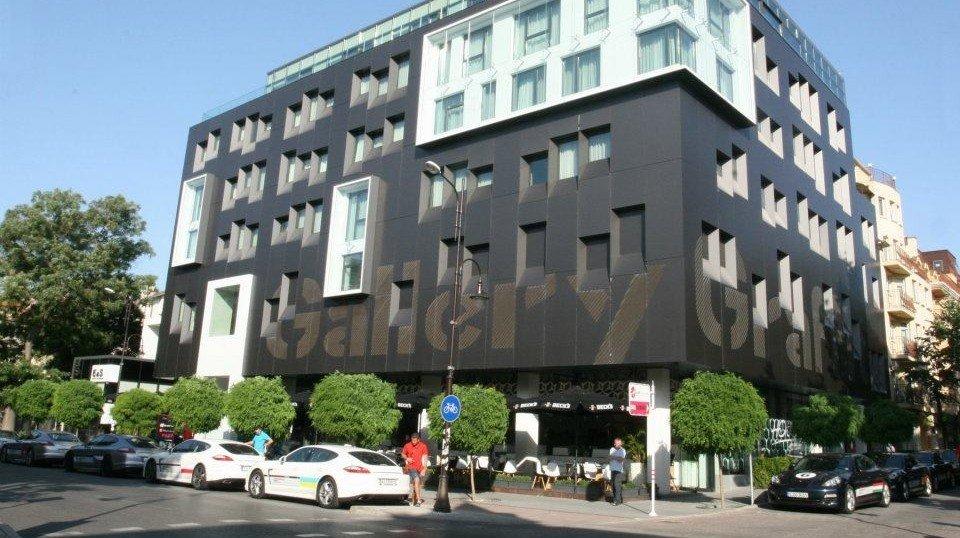 Отель Graffit Gallery 5*, Варна, Болгария
