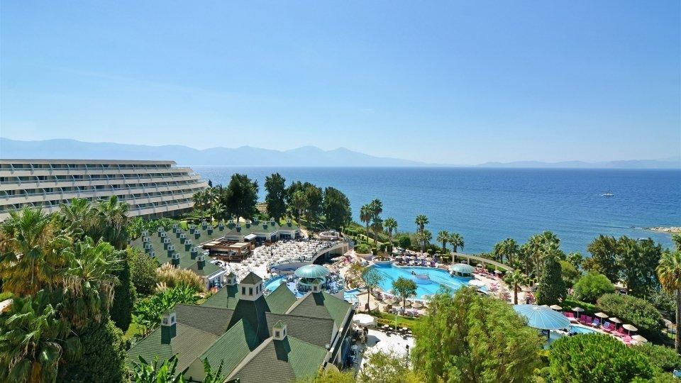 Отель Grand Blue Sky 4*, Кушадасы, Турция