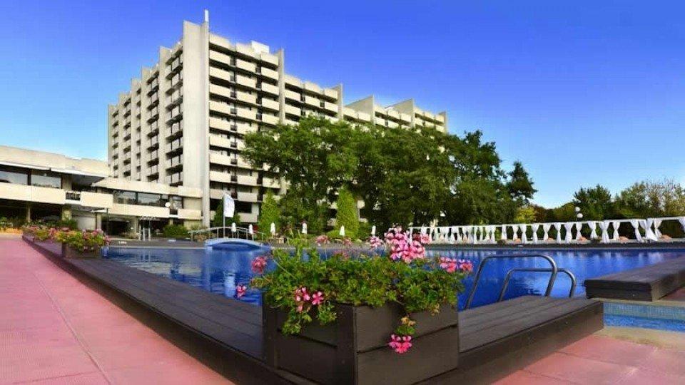 Отель Grand Hotel Varna 5*, курорт Святые Константин и Елена, Болгария