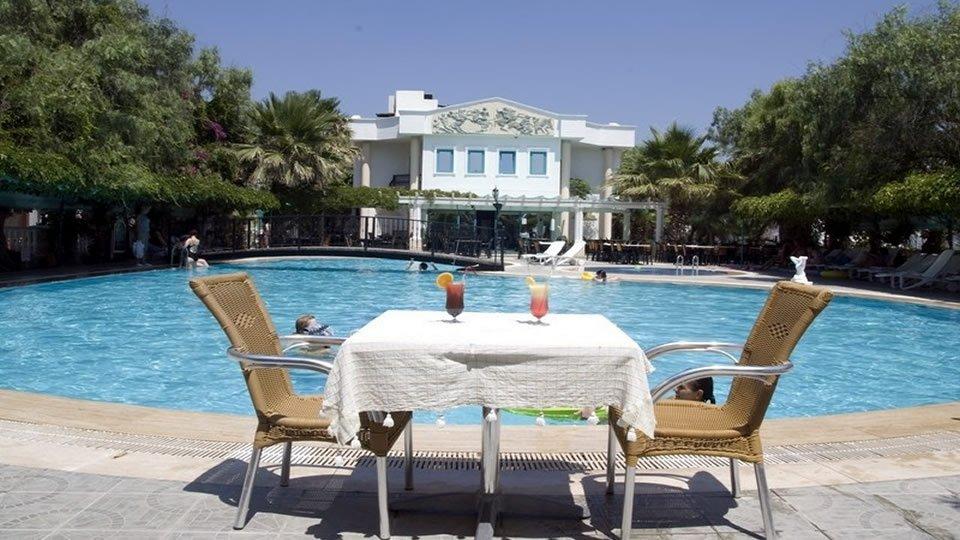 Отель Grand Levent Hotel 4*, Бодрум, Турция