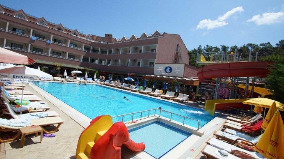 Отель Grand Viking Hotel 4*, Кемер, Турция