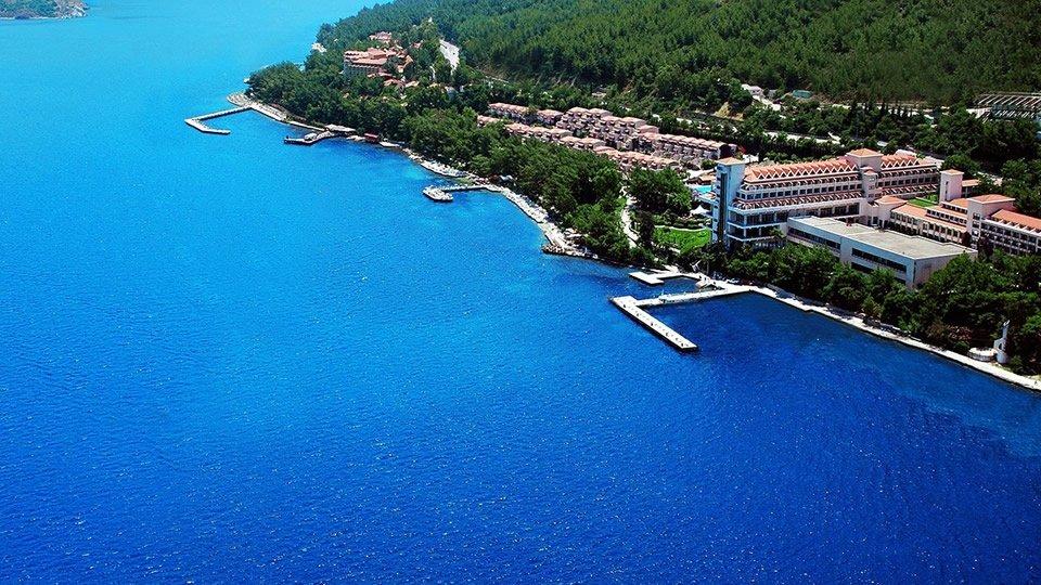 Отель Grand Yazici Mares Hotel 5*, Мармарис, Турция