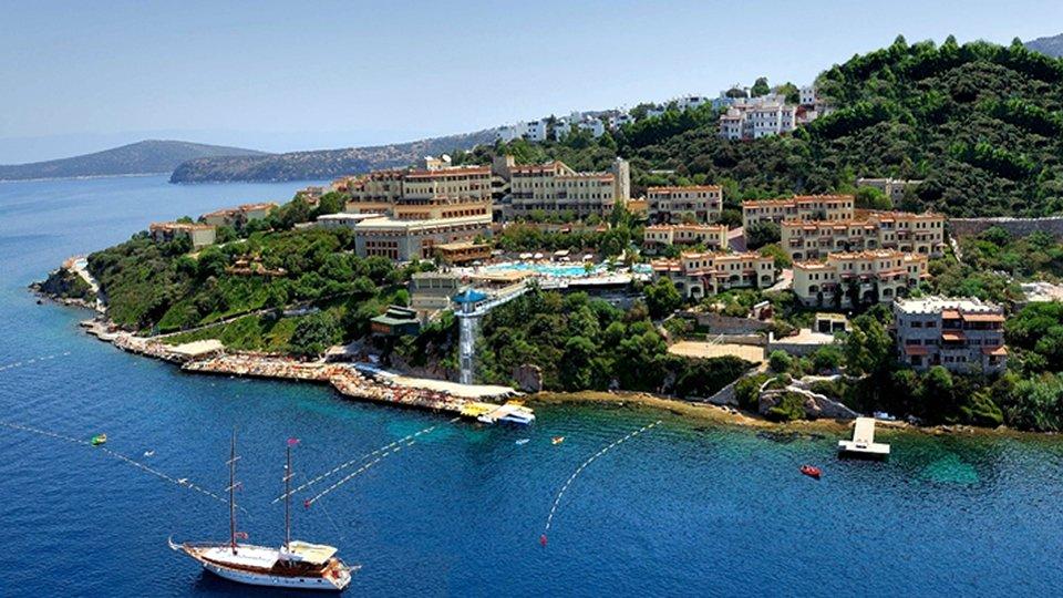 Отели Green Beach Hotel 5*, Бодрум, Турция