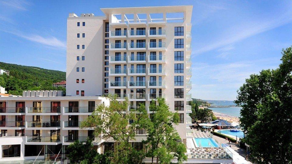 Отель Griffid Metropol Hotel 3*, Золотые пески, Болгария