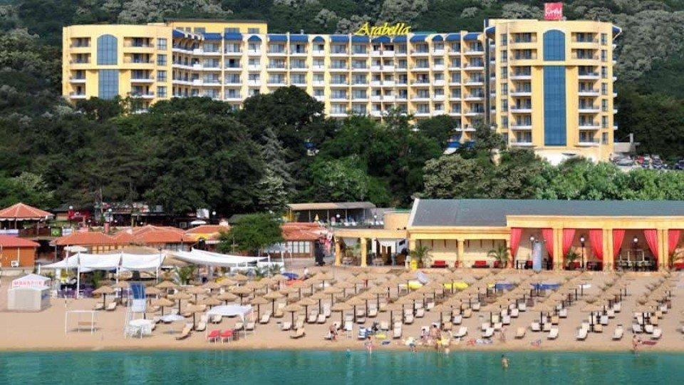 Отель Grifid Hotel Arabella 4*, Золотые пески, Болгария