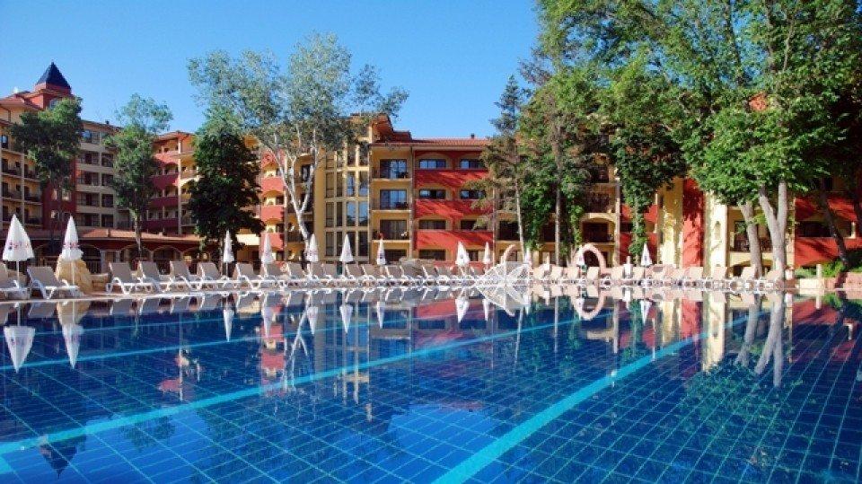 Отель Grifid Hotel Bolero 4*, Золотые пески, Болгария