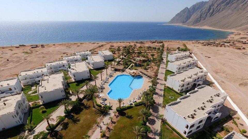 Отель Happy Life Village 4*, Дахаб, Египет