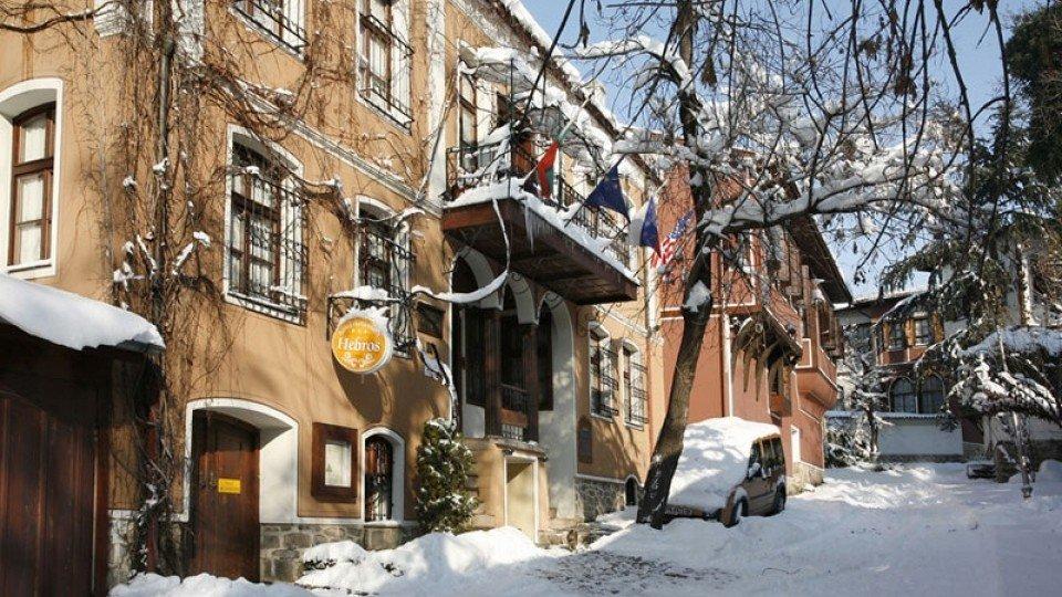 Отель Hebros Hotel 5*, Пловдив, Болгария