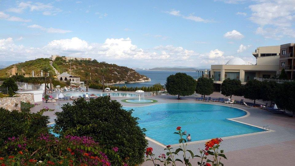 Отель Hilton Bodrum Turkbuku Resort & Spa 5*, Бодрум, Турция