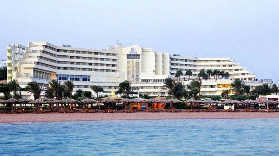 Отель Hilton Plaza Hotel 5*, Хургада, Египет