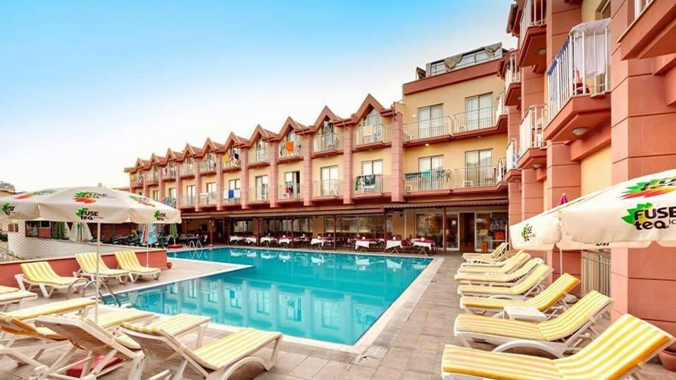 Отель Himeros Club Hotel 4* , Кемер, Турция