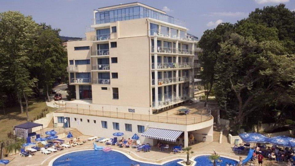 Отель Holiday Park Hotel 3*, Золотые пески, Болгария