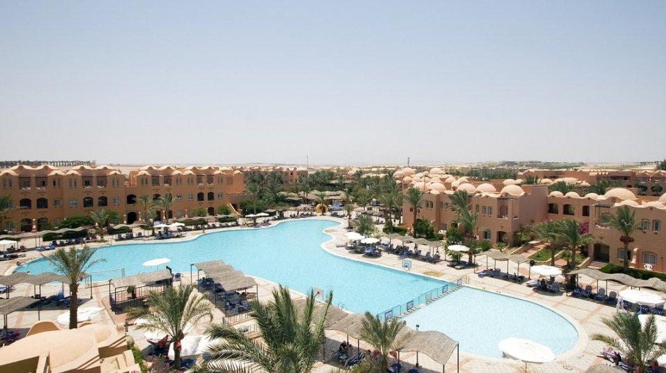 Отель Jaz Makadi Oasis Resort 4*, Макади Бей, Египет