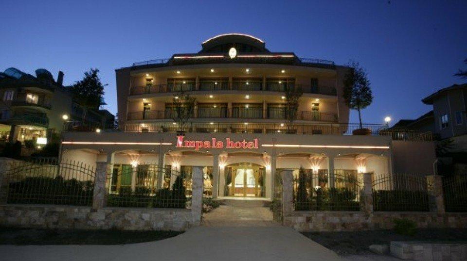 Отель Impala Hotel Varna 3*, Варна, Болгария