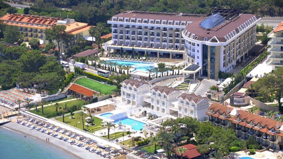 Отель Imperial Sunland Hotel 5*, Кемер, Турция