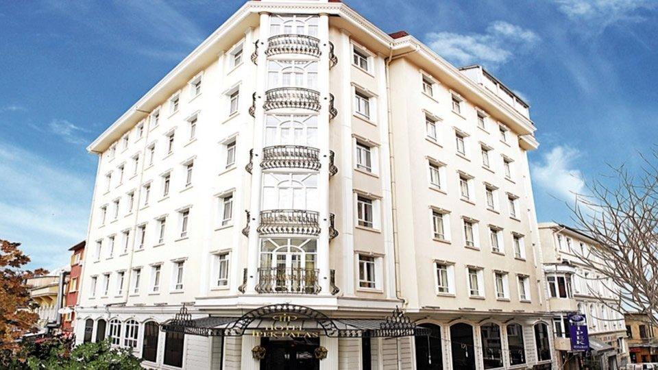 Отель Ipek Palace Hotel 4*, Стамбул, Турция