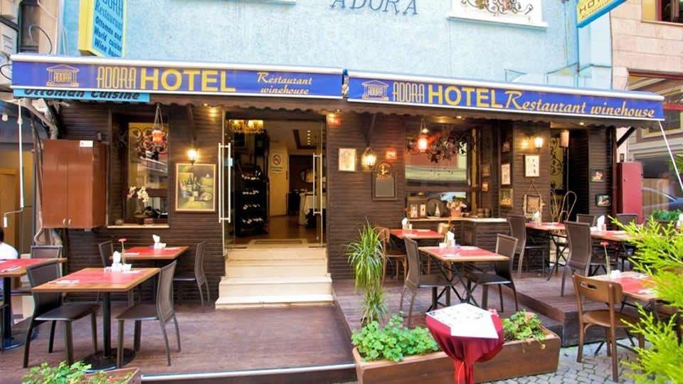 Отель Istanbul Adora Hotel 3*, Стамбул, Турция