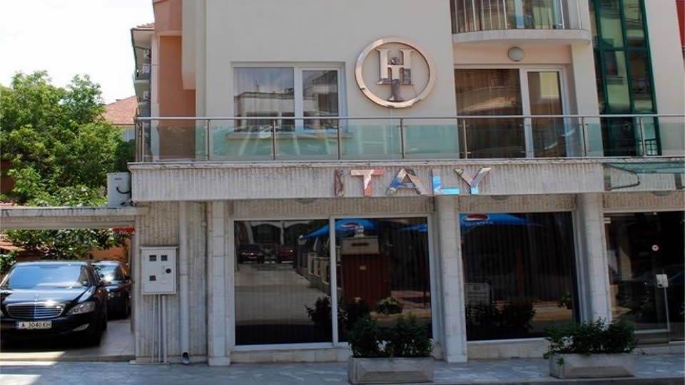 Отель Italia Hotel 3* в Несебре, Болгария