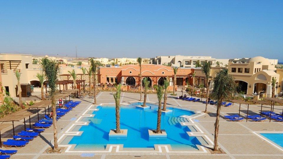 Отель Jaz Dar El Madina 4*, Марса Алам, Египет