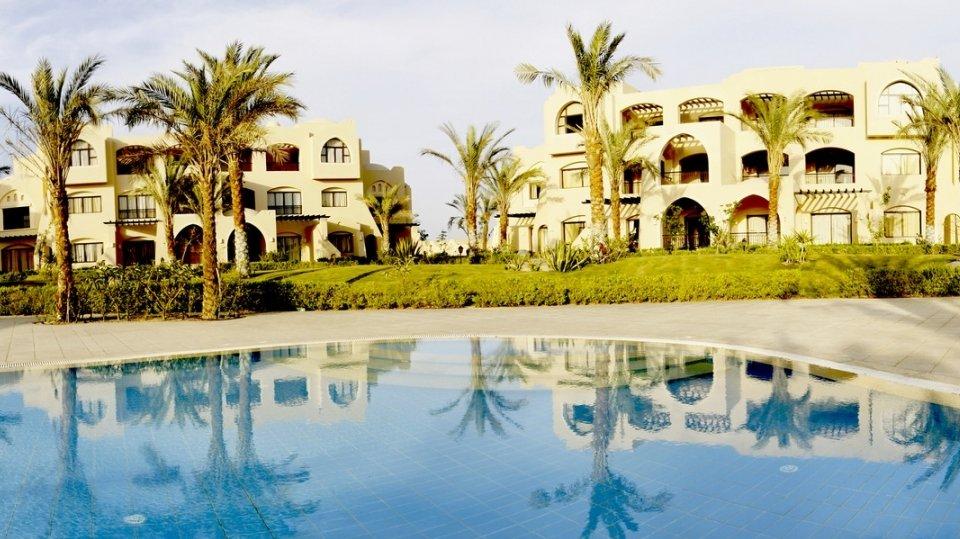 Отель Jaz Makadi Saraya Palms 5*, Макади Бей, Египет