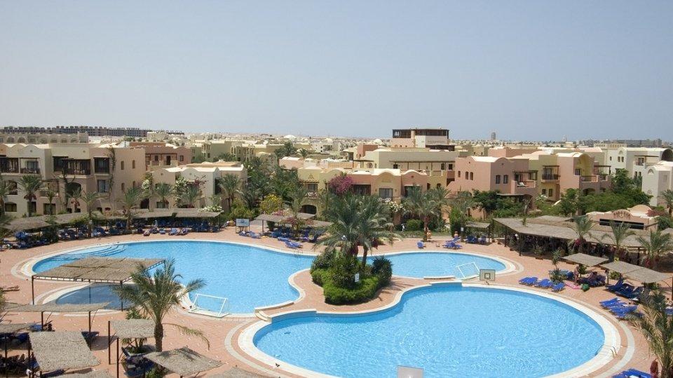 Отель Jaz Makadi Saraya Resort 5*, Макади Бей, Египет