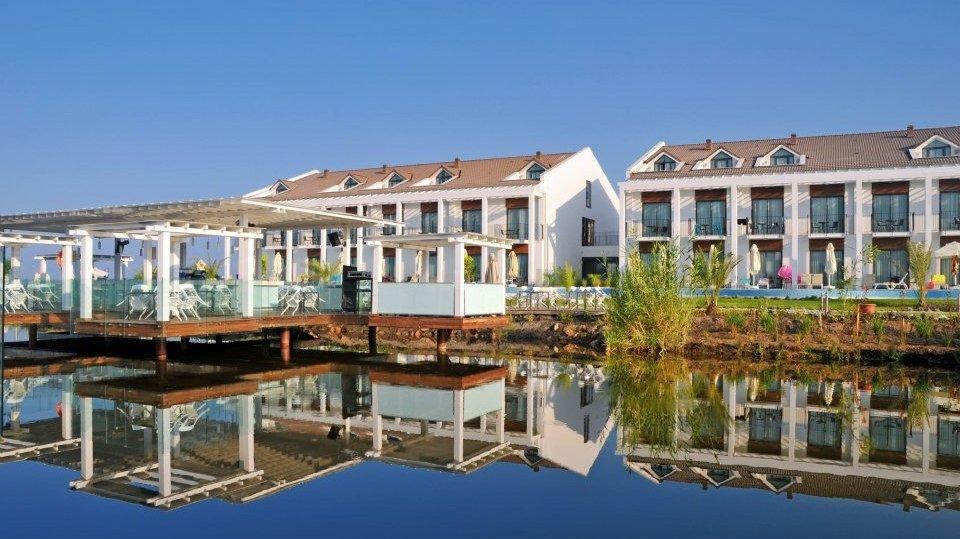 Отель Jiva Beach Resort 5*, Фетхие, Турция