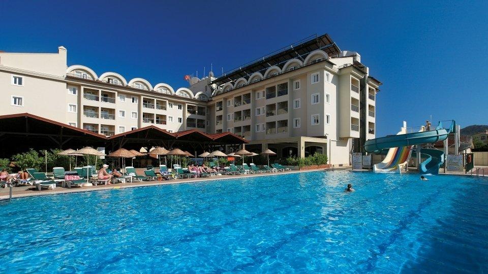 Отель Julian Club Hotel 4*, Мармарис, Турция