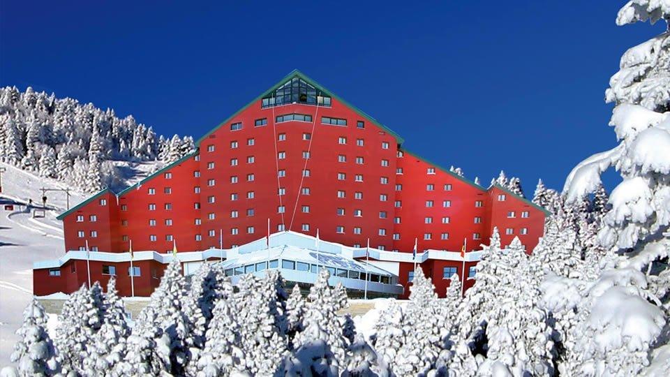 Отель Karinna Hotel Convention & Spa 4*, Улудаг, Турция