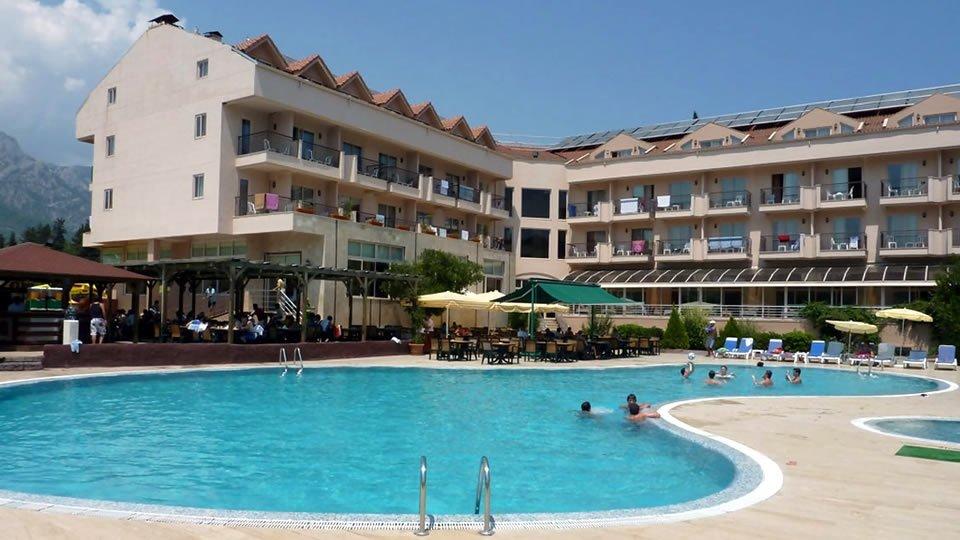 Отель Kemer Dream Hotel 4*, Кемер, Турция