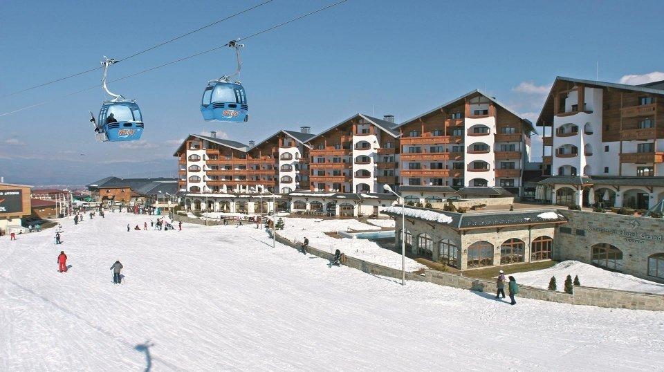 Отель Kempinski Hotel Grand Arena 5*, Банско, Болгария