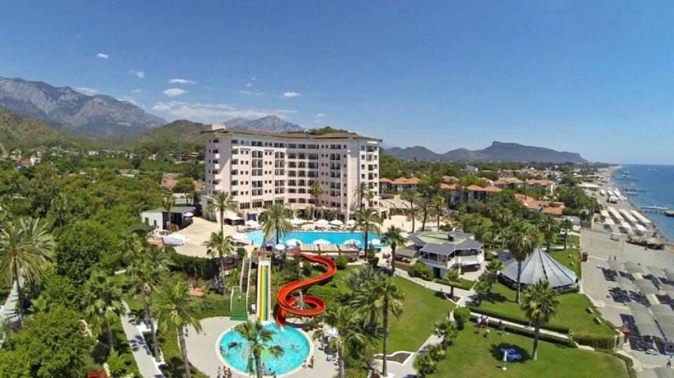 Отель Kilikya Resort Camyuva 5*, Кемер, Турция
