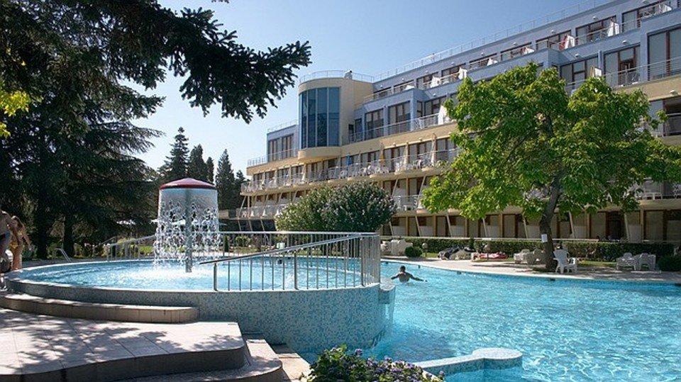 Отель Koral Hotel 3*, курорт Святые Константин и Елена, Болгария