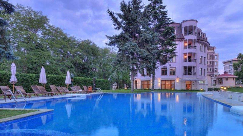 Отель Kristel Hotel 3*, курорт Святые Константин и Елена, Болгария