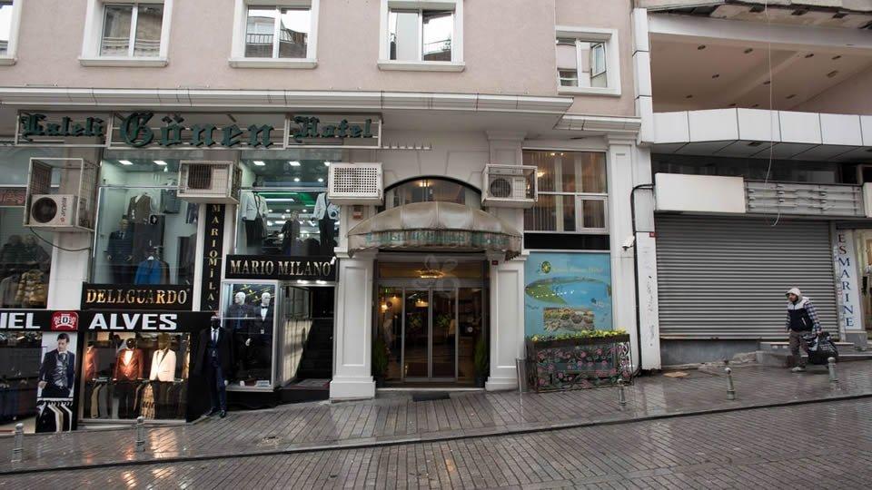 Отель Laleli Gonen Hotel 4*, Стамбул, Турция