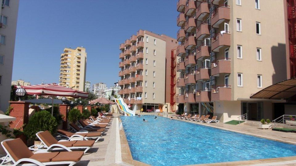 Отель Lara Hadrianus Hotel 3*, Анталия, Турция