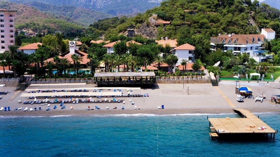 Отель Larissa Club Akman Park 4*, Кемер, Турция