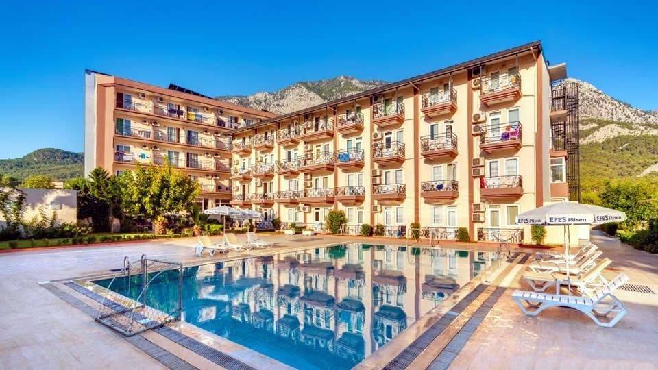 Отель Larissa Garden Hotel 4*, Кемер, Турция