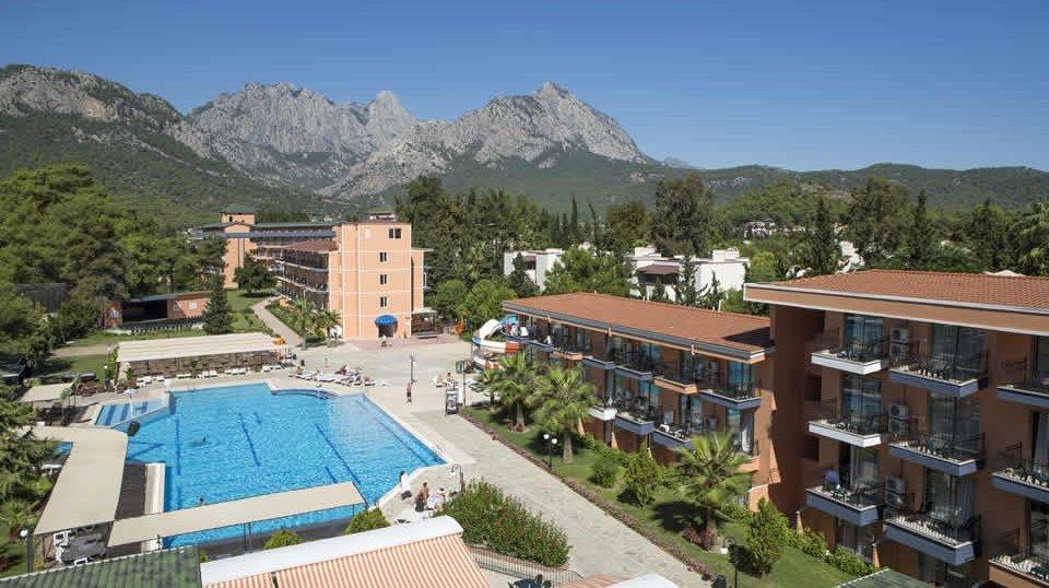 Отель Larissa Vista Hotel 4*, Кемер, Турция