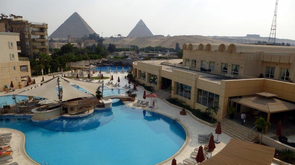 Отель Le Meridien Pyramids 5*, Каир, Египет