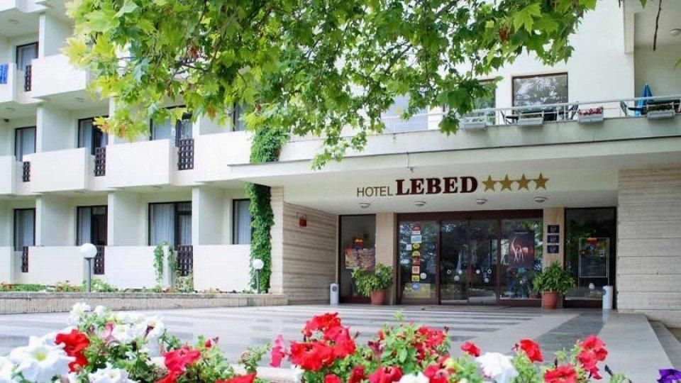 Отель Lebed Hotel 4*, курорт Святые Константин и Елена, Болгария