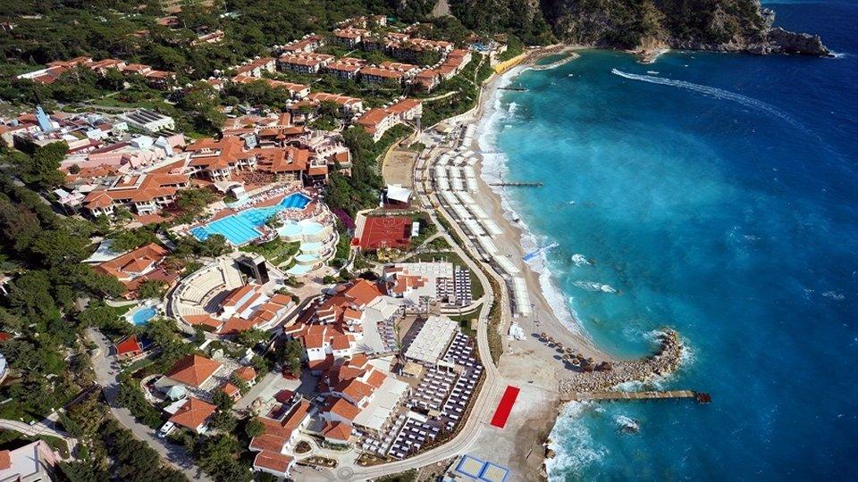 Отель Liberty Hotels Lykia 4*, Фетхие, Турция