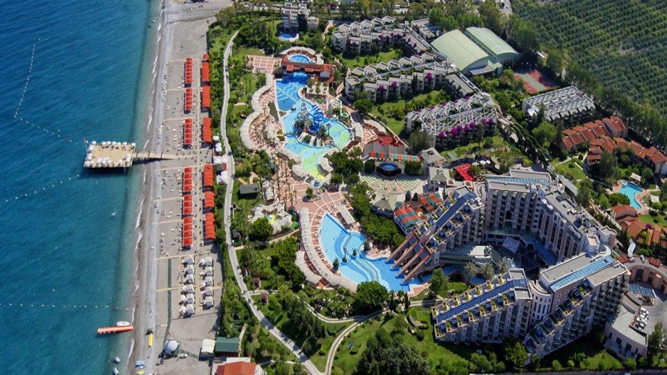 Отель Limak Limra Hotel & Resort 5*, Кемер, Турция